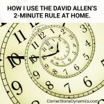 2 minute rule