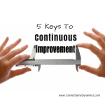5 Keys to Continuous Improvement