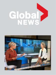Global TV – Adriana Girdler   CornerStone Dynamics