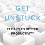21 Days to Become More Productive