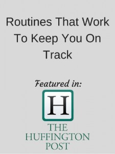 Huffington Post - Routines