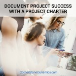 Project charter = success
