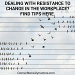 Resistance to change at work