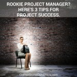 Rookie Project Manager
