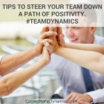 The Art Of Positive Team Dynamics