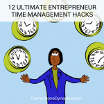 Time Management Hacks for the Busy Business Owner