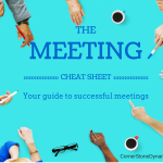 ULTIMATE MEETING CHEAT SHEET