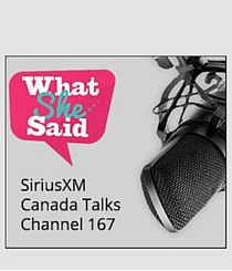 What She Said with Adriana Girdler